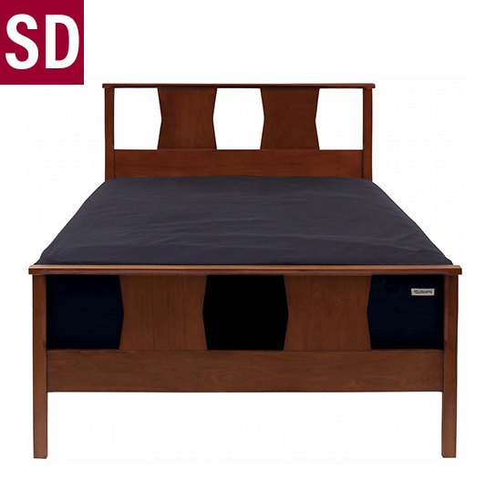 BROOKS BED SD ブルックス ベッド セミダブル