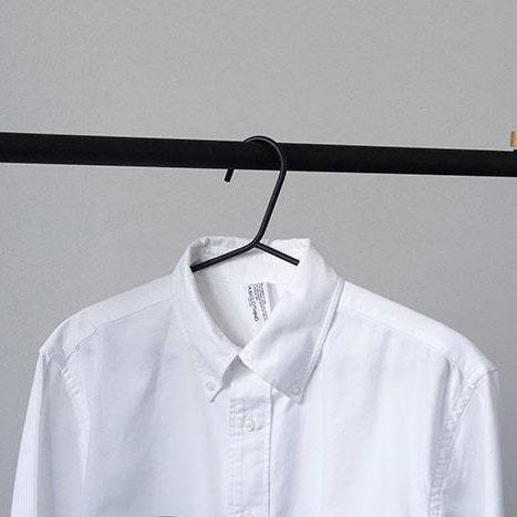 DRAW A LINE 016 CLOTHES HANGER ブラック