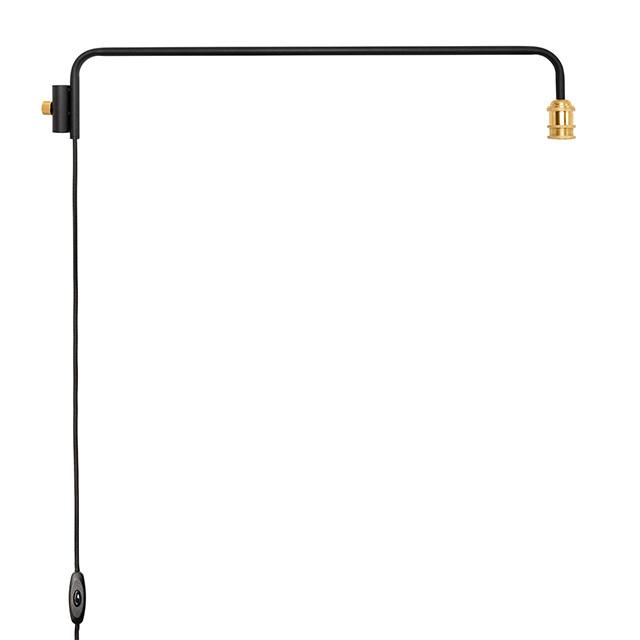 202 Lamp Arm L ブラック