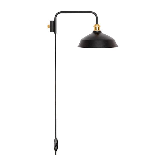 DRAW A LINE Lamp Arm S + Shade SET ブラック