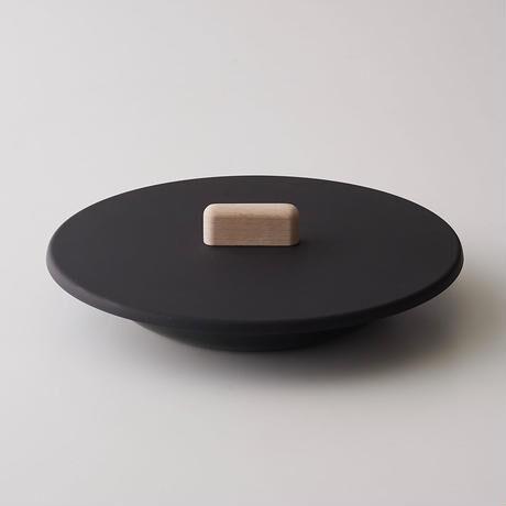 FRYING PAN JIU Mサイズ用フタ/ビーチ(ブナ材)