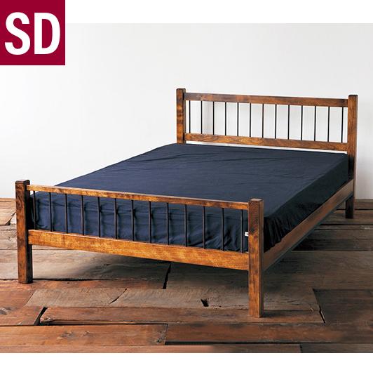 GRANDVIEW BED SD グランドビュー ベッド セミダブル