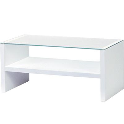 センターテーブル(ホワイト)