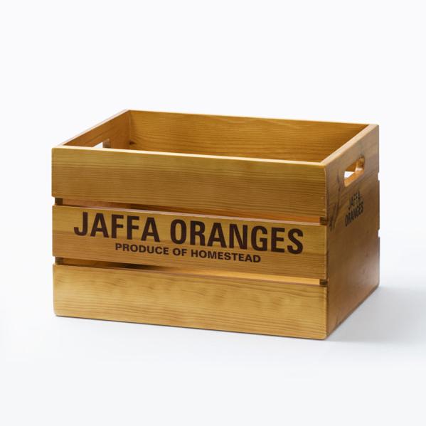 オレンジ ボックス