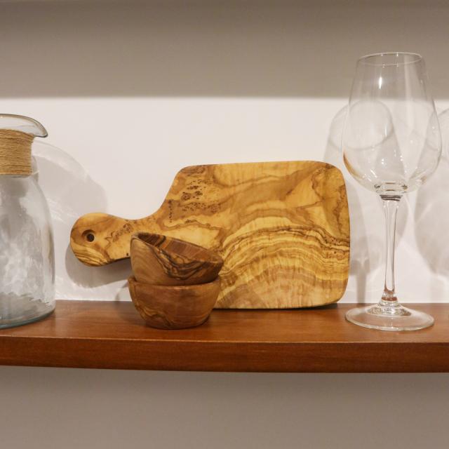 オリーブ木 カッティングボード