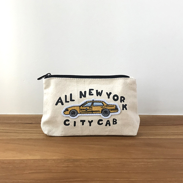 NYC Collection NYCポーチ S