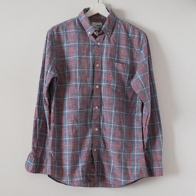 SONOMAチェックシャツ