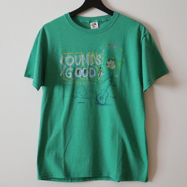 uno yoshihiko ART LUCKY Tシャツ