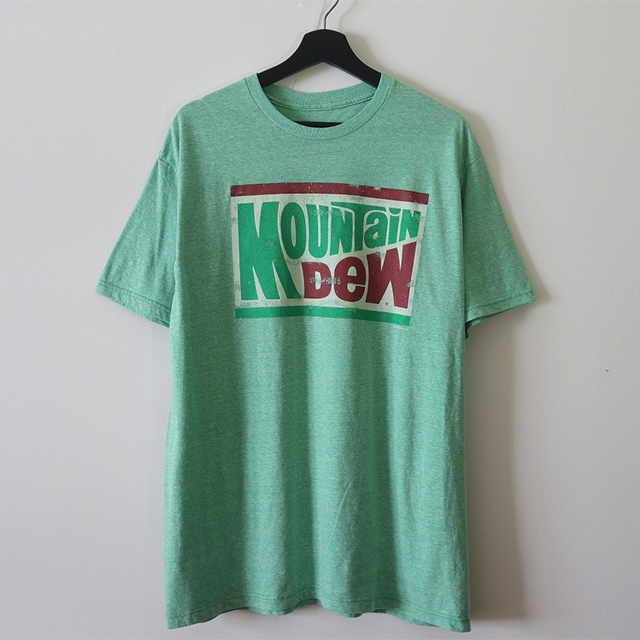 MountainDew Tシャツ