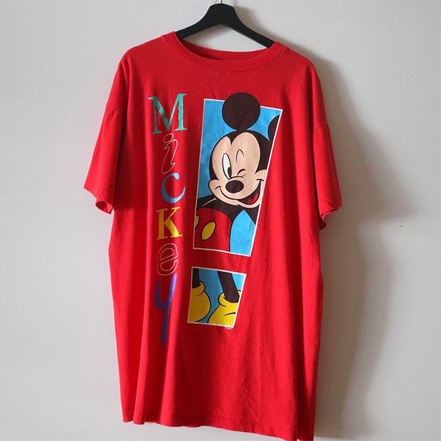 Mickey Big Tシャツ