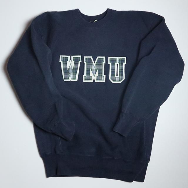 WMU ロゴスウェット