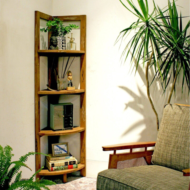 TROY CORNER SHELF L