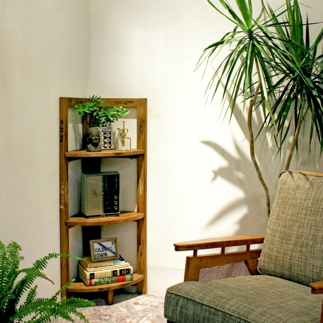 TROY CORNER SHELF S