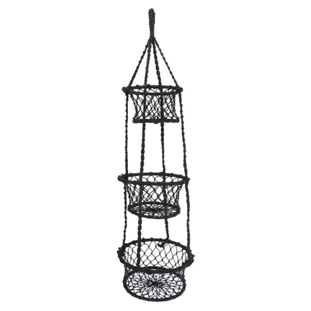 MCARAM -3-Basket- / Black