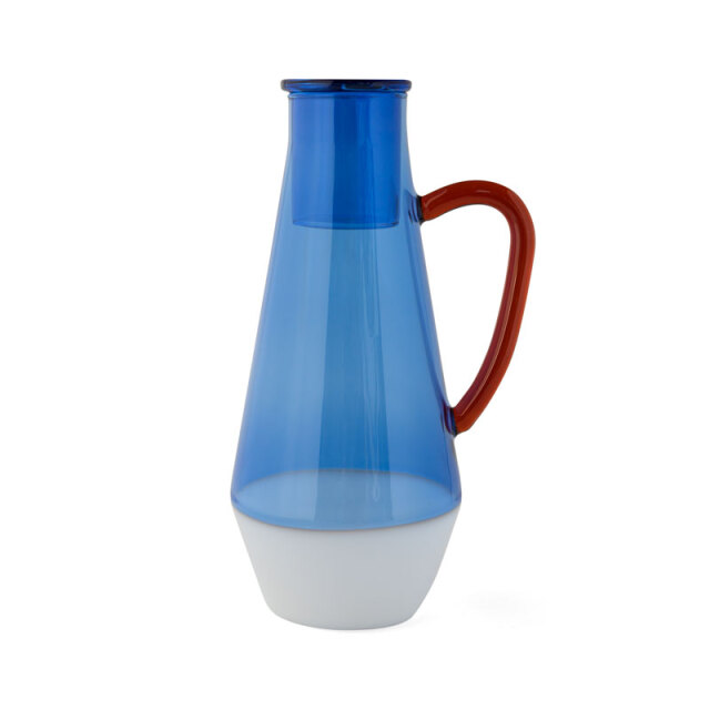TWO TONE CARAFE / Blue