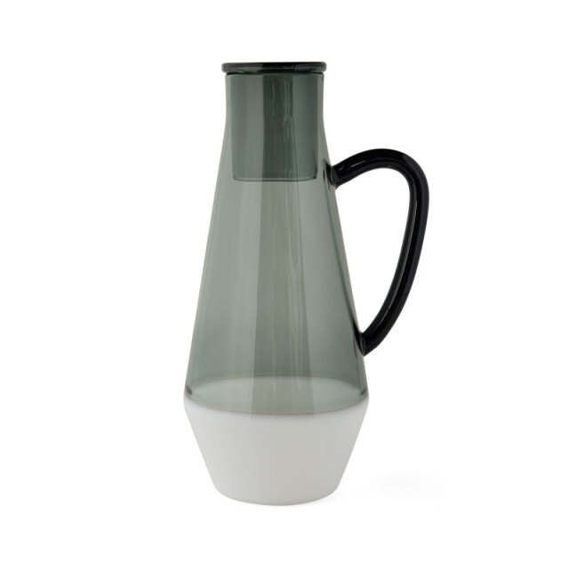 TWO TONE CARAFE / Gray