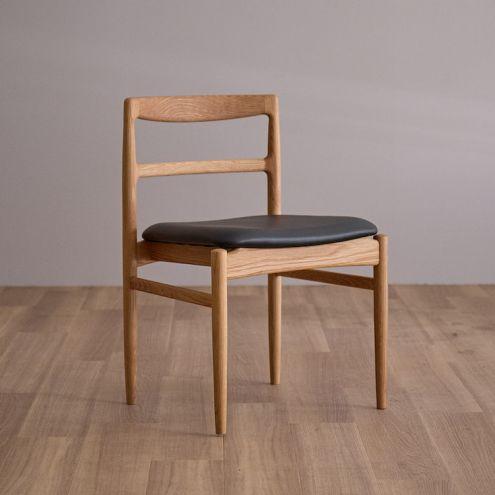 ROUNE side chair / ラウン サイドチェア (オーク)