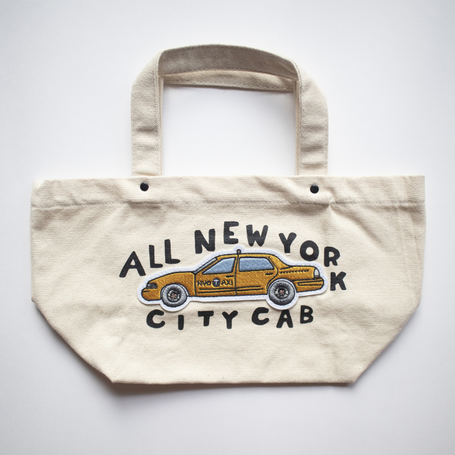 NYC Collection/NYC ランチトート