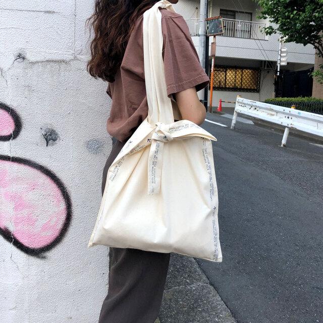 KNOT BAG-M Package Design