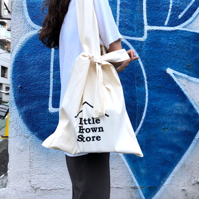 KNOT BAG-M Little Brown Store