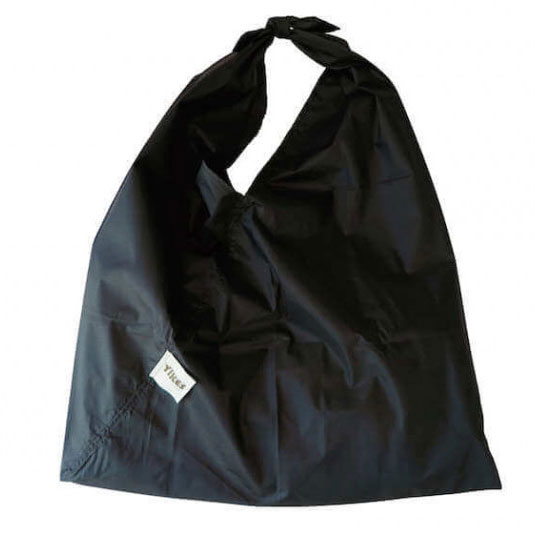 TDB WRAP BAG BLACK