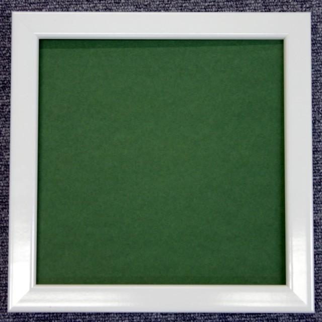 パッチワーク・キルトフレーム 20cm白