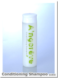 【特別セット割引・送料無料】美容室専売 A'ngereve コンディショニングシャンプー(310mL)2本セット