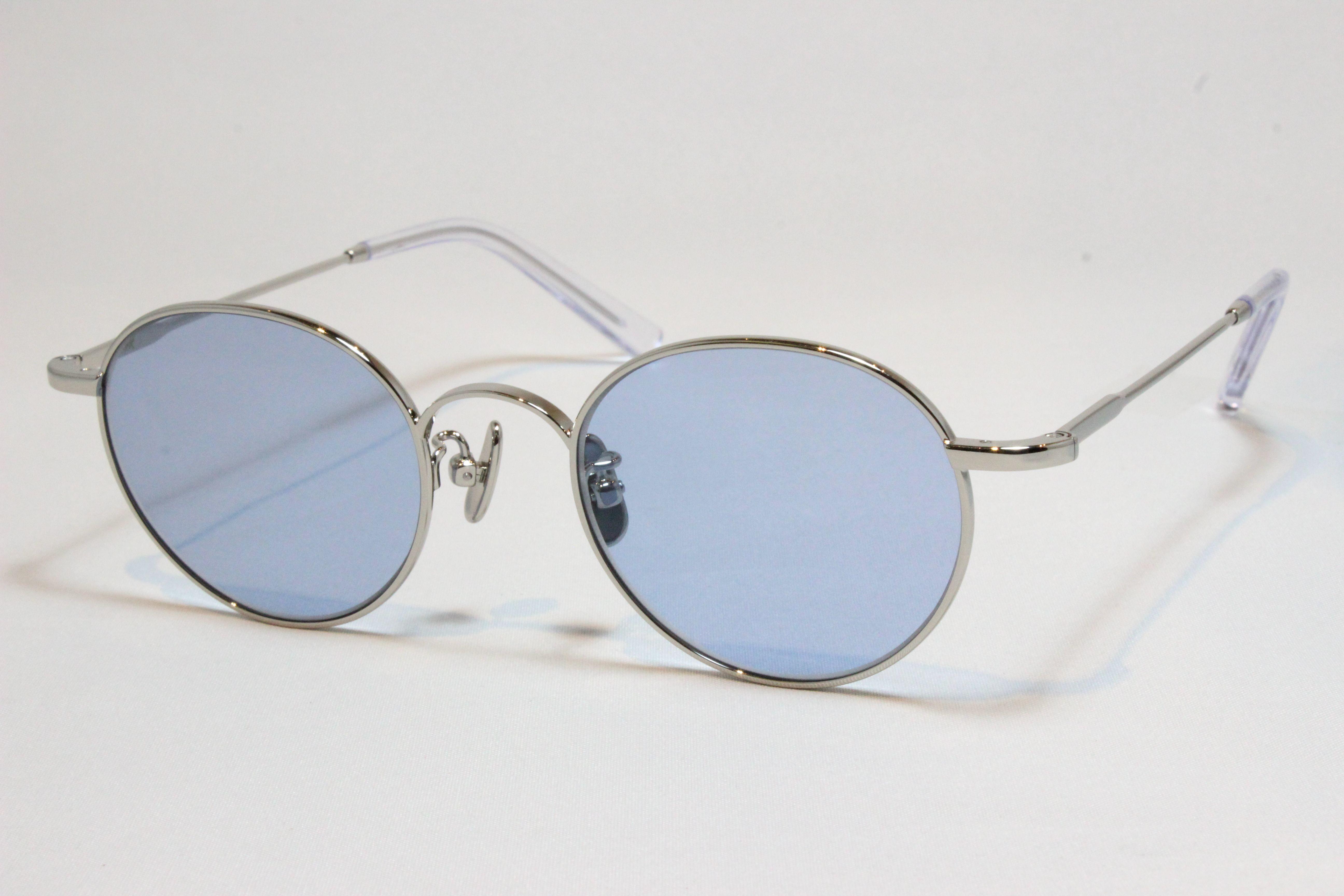 【送料無料】A.D.S.R.(エーディーエスアール) LOU [ ルー ] 02 (Silver Metal / Light. Blue )