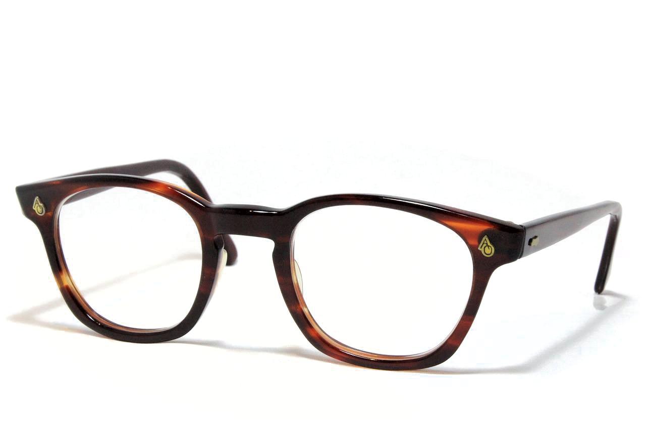 【送料無料】AMERICAN OPTICAL SAFETY FLEXI-FIT 1950's Vintage アメリカンオプティカル ヴィンテージメガネ