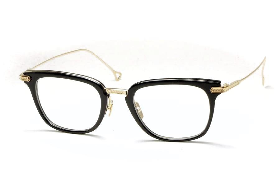 DITA (ディータ) STATE SIDE (ステイトサイド) DRX-2066-E-50 Asia limited Black - Gold