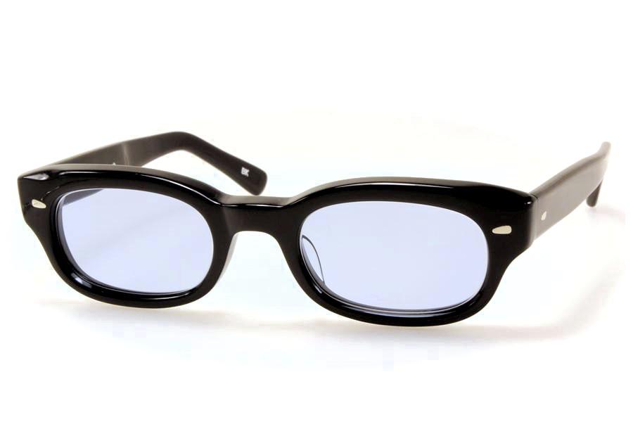 エフェクター クランチ サングラス EFFECTOR crunch BK (Black /Blue-Lens)