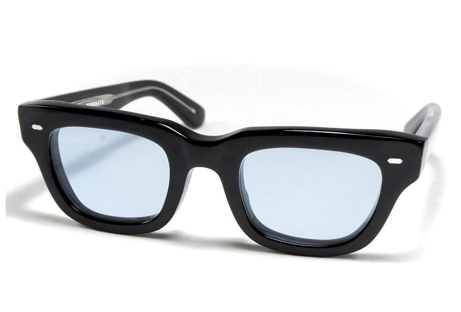 エフェクター ムナカタ サングラス 正規販売店 EFFECTOR MUNAKATA BK (Black /Blue-Lens)