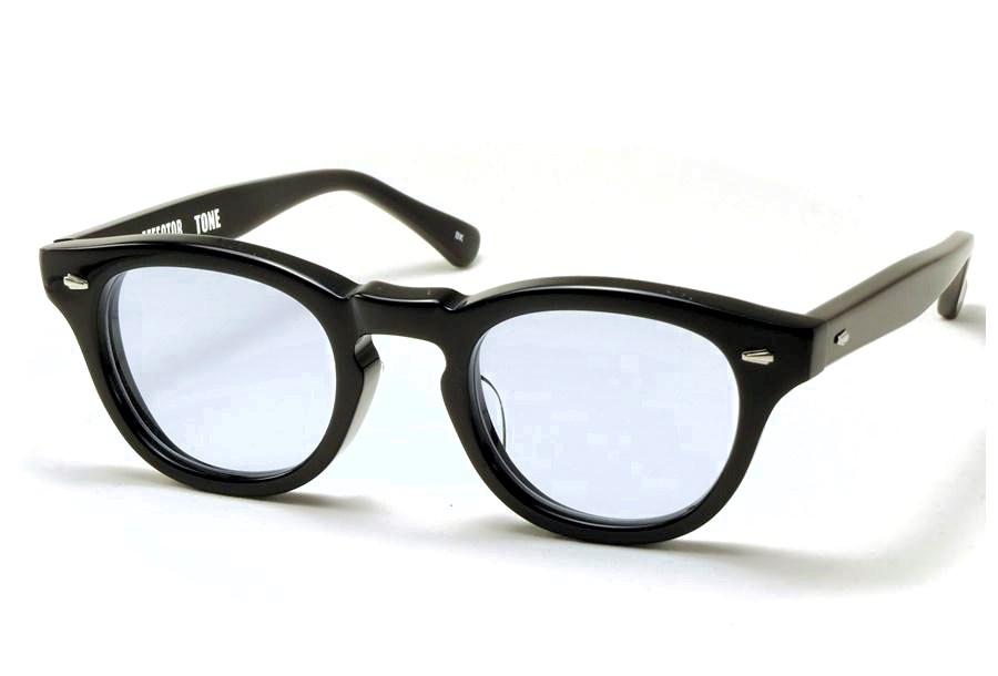 エフェクター トーン サングラス EFFECTOR TONE BK (BL) (Black / Blue-Lens)