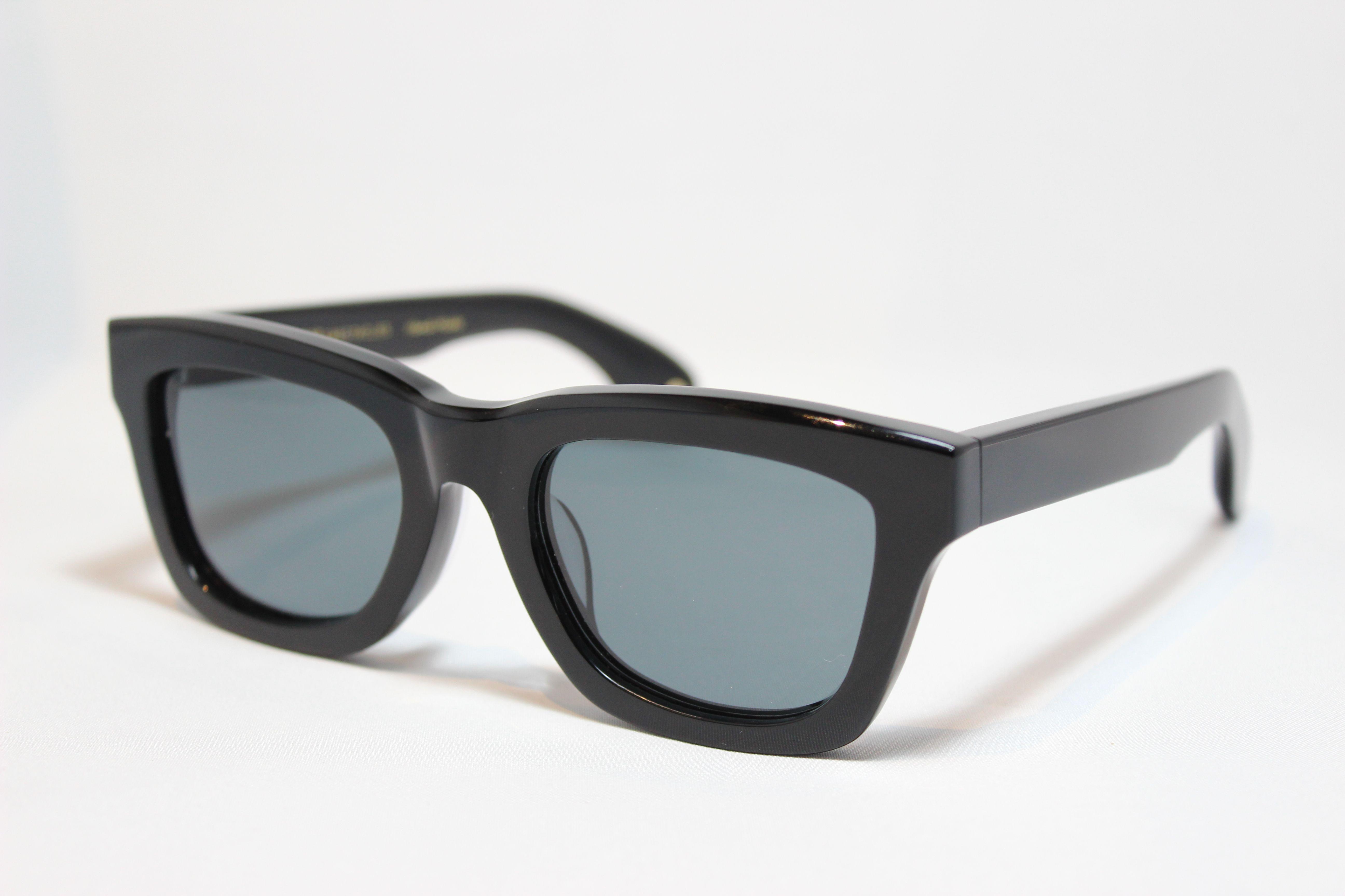 フリーダム スペクタクルス アレン サングラス ブラック FREEDOM SPECTACLES ALLEN (Black/Gray-Lens)