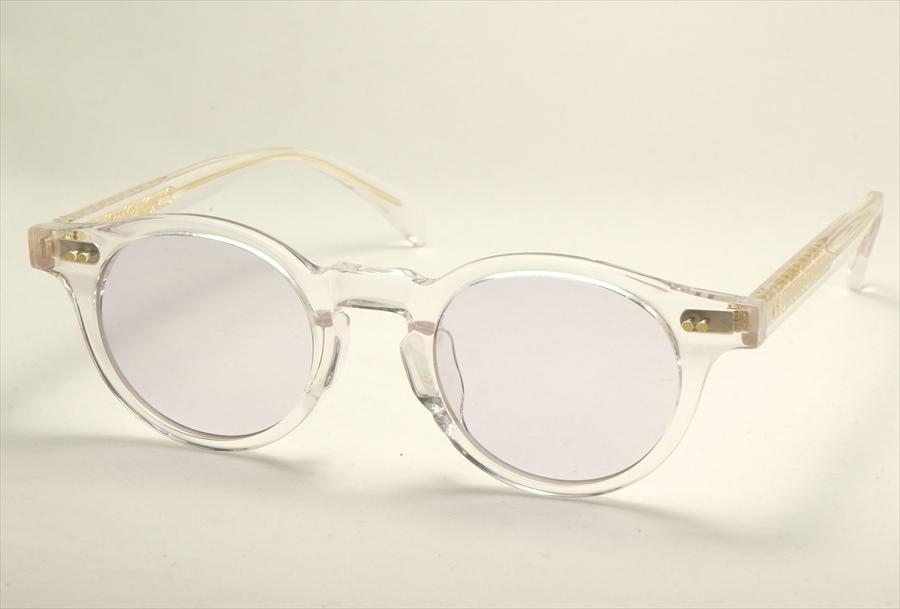NEW. (ニュー)  GOODY'S 【 グッディーズ 】  C3 (Clear) ボストンシャイプのサングラス