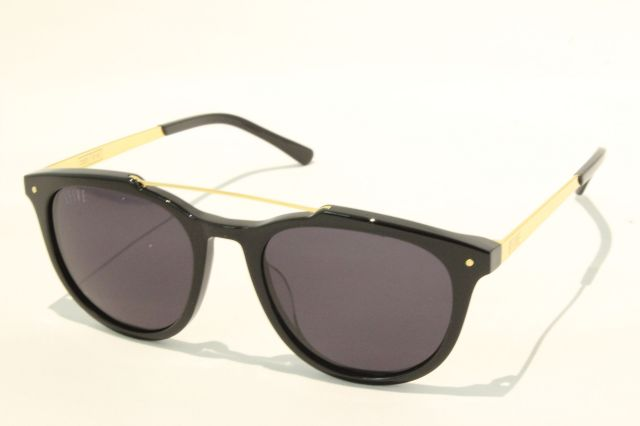 【送料無料】 9FIVE CUES 〔キューズ〕 Black 24K God Shades