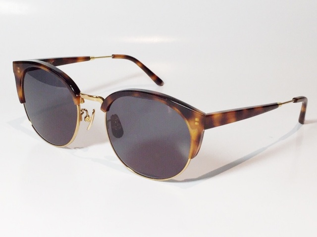 【送料無料】A.D.S.R.(エーディーエスアール) DIMITRI 10 ( Havana Brown / Gold / Black (Clear) )