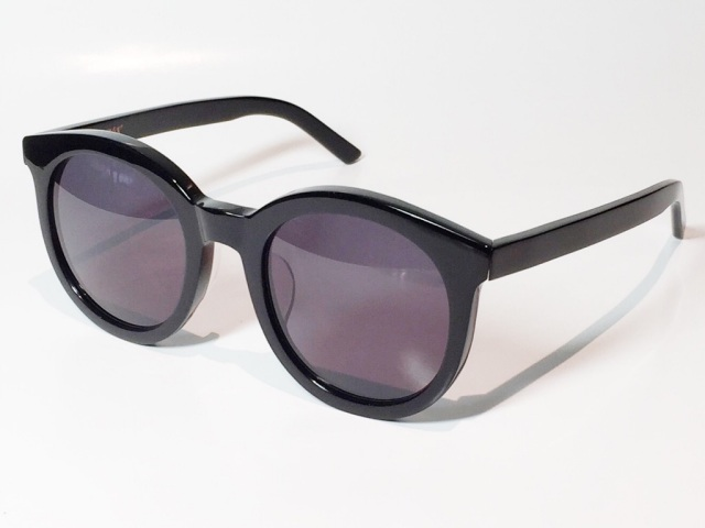 【送料無料】A.D.S.R.(エーディーエスアール) MILLIE 01 ( Shiny Black / Black Lens )