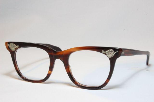 【送料無料】AMERICAN OPTICAL BIG AO 1960's Vintage アメリカンオプティカル ヴィンテージメガネ