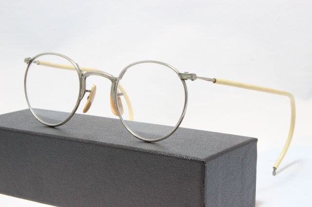 【送料無料】AMERICAN OPTICAL FUL-VUE 1930's アメリカンオプティカル ヴィンテージメガネ