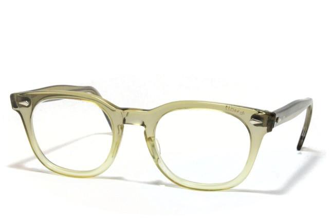【送料無料】AMERICAN OPTICAL SAFETY 1950's Vintage アメリカンオプティカル ヴィンテージメガネ