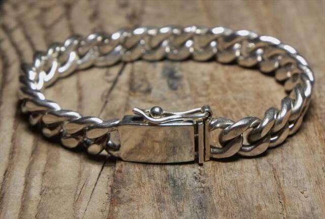 ヴィンテージ メキシカン シルバー (B070) ビンテージ アクセ バングル ブレスレット 喜平  レア Vintage Mexican Silver 925 Bracelet