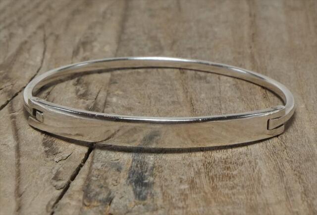 ヴィンテージ メキシカン シルバー (B078) ビンテージ アクセ ブレスレット レア Vintage Mexican Silver 925 Bracelet