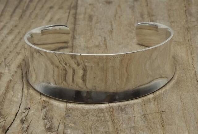 ヴィンテージ メキシカン シルバー (B080) ビンテージ アクセ バングル ブレスレット レア Vintage Mexican Silver 925 Bangle Bracelet