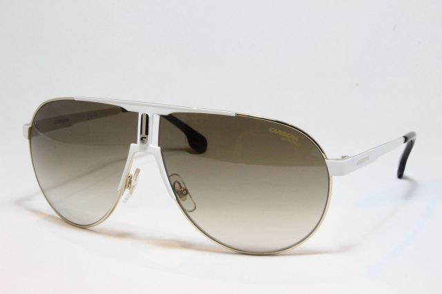 【送料無料】CARRERA(カレラ) 1005/S B4E (  White-Gold / Brown Shaded )