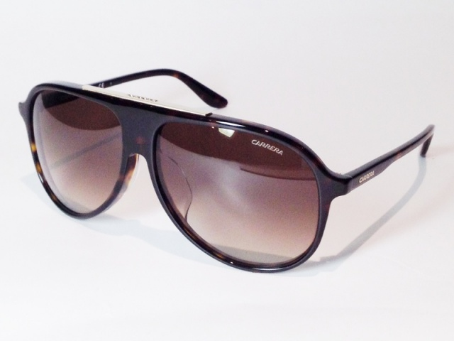 【送料無料】CARRERA(カレラ) CARRERA 6015/F/S 086HA ( Havana / Brown Shaded )