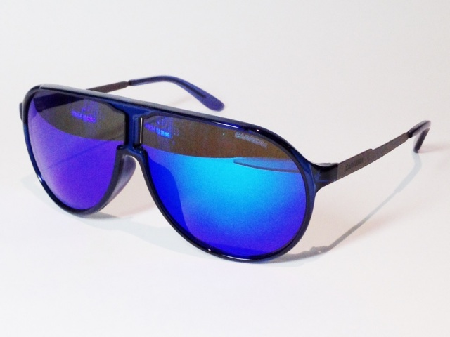 【送料無料】CARRERA(カレラ) NEW CHAMPION/F 8FSZ0 ( Blue / Blue Mirror )