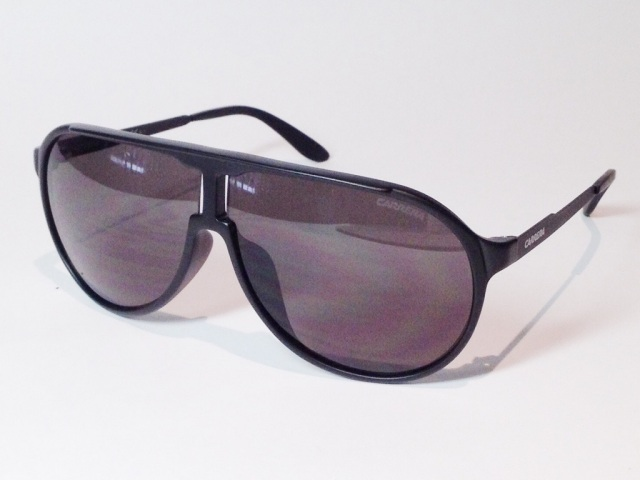 【送料無料】CARRERA(カレラ) NEW CHAMPION/F GUYNR ( Matte BLACK / Brown )