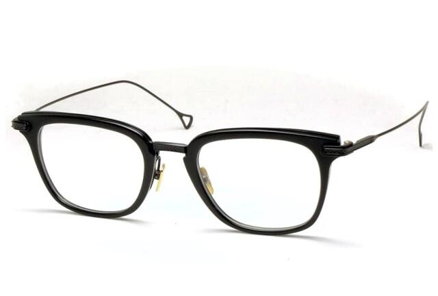 DITA (ディータ) STATE SIDE (ステイトサイド) DRX-2066-D-50 Asia limited Black - Matte Black