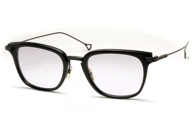 DITA (ディータ) STATE SIDE (ステイトサイド) DRX-2066-D-50 Asia limited Black - Matte Black (Gray Lens)